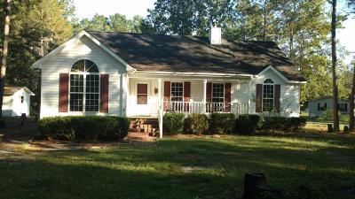 Moncks Corner Single Family Home For Sale: 639 Lannie Lane