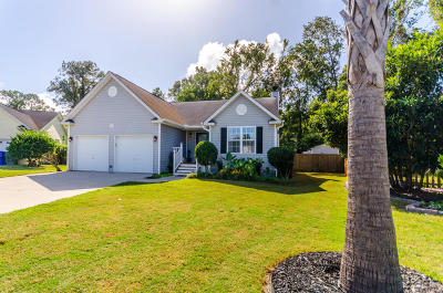 Single Family Home Contingent: 1302 Mapleton Avenue