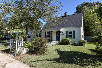 Single Family Home For Sale: 5106 Parkside Drive