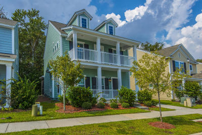 Johns Island Single Family Home For Sale: 2925 Bell Flower Lane