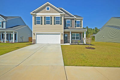 Moncks Corner Single Family Home For Sale: 191 Weeping Cypress Drive