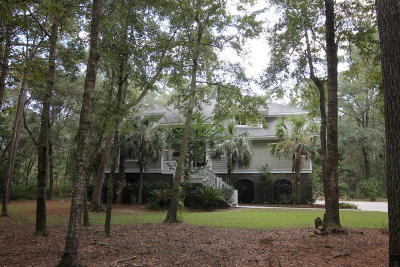 Johns Island Single Family Home Contingent: 2985 Roast Duck Lane