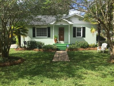 Single Family Home For Sale: 5483 Marie Street