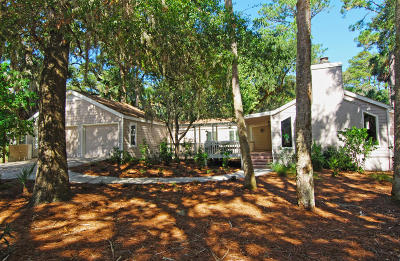 Seabrook Island Single Family Home For Sale: 2666 Foxlair Court