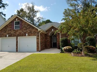 Goose Creek Single Family Home For Sale: 112 Dasharon Lane