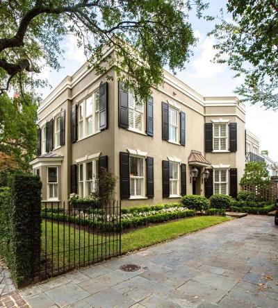 Charleston SC Single Family Home Contingent: $2,925,000