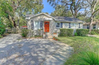 North Charleston Single Family Home For Sale: 5205 E Dolphin Street