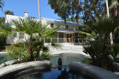 Isle Of Palms Single Family Home For Sale: 286 Forest Trail