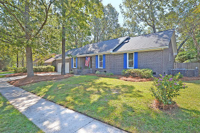 Goose Creek Single Family Home Contingent: 146 Fox Chase Drive