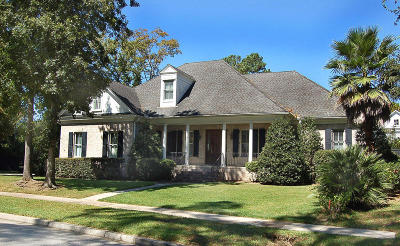 Single Family Home For Sale: 1004 Mystic Drive