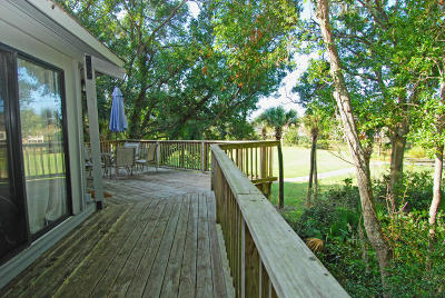 Seabrook Island Single Family Home For Sale: 6 Dune Crest Trace
