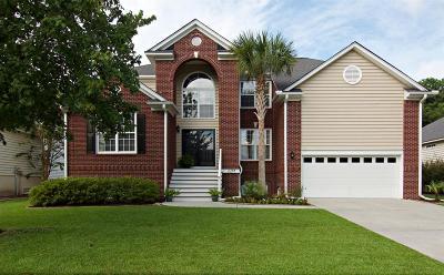 Mount Pleasant Single Family Home For Sale: 2254 Magnolia Meadows Drive