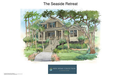 Seabrook Island, Seabrook Island Single Family Home For Sale: 3262 Seabrook Island Road