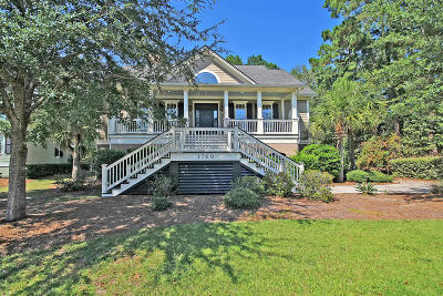 Mount Pleasant Single Family Home For Sale: 1769 W Canning Drive