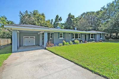 Bayfront Single Family Home For Sale: 818 Jordan Street