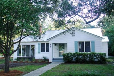 Walterboro Single Family Home For Sale: 610 Forest Hills Road