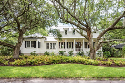 Mount Pleasant Single Family Home For Sale: 523 Deer Street