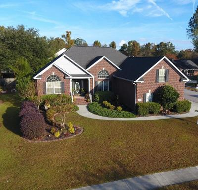 Goose Creek Single Family Home For Sale: 102 Chedburg Drive