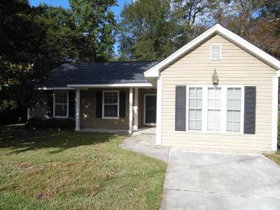 Single Family Home Contingent: 2422 Double Oak Drive