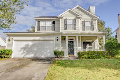 Goose Creek Single Family Home Contingent: 117 Rockdale Lane