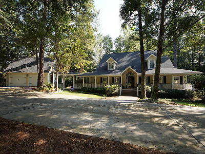 Single Family Home Contingent: 130 Rolling Meadows Drive