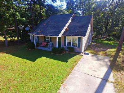 Walterboro Single Family Home For Sale: 432 Maplewood Drive