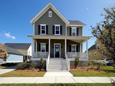Mount Pleasant Single Family Home For Sale: 1551 Harriman Street