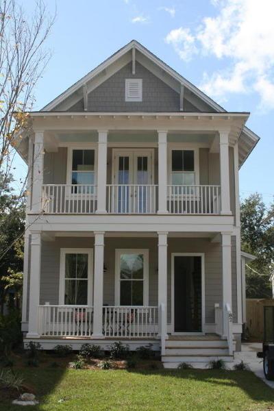 Mount Pleasant Single Family Home For Sale: 82 Vincent Drive