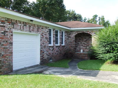 Moncks Corner Single Family Home For Sale: 1141 N Highway 17a