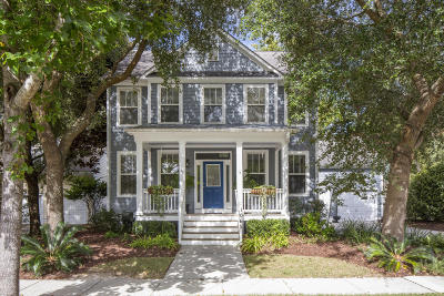Single Family Home Contingent: 1065 Barfield Street