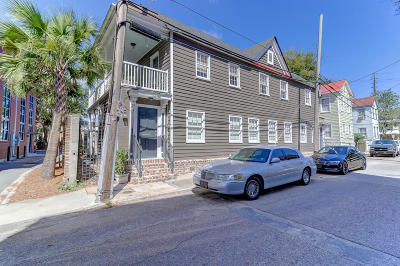 Multi Family Home For Sale: 74 Reid Street #A &