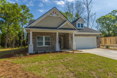 Moncks Corner Single Family Home For Sale: 1008 Baker Drive