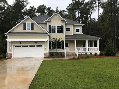 Moncks Corner Single Family Home For Sale: 115 Waters Edge Lane