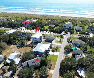 Isle Of Palms Single Family Home For Sale: 6 34th Avenue