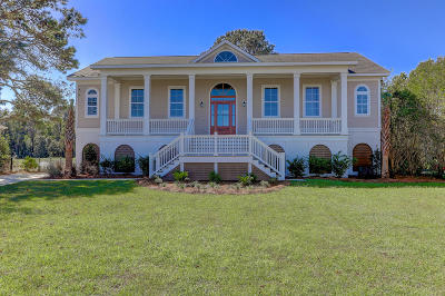 Johns Island Single Family Home Contingent: 4322 Hope Plantation Drive