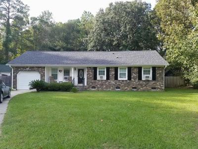 Summerville Single Family Home For Sale: 108 Alan Court