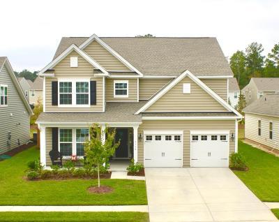 Ladson Single Family Home For Sale: 9750 Table Mountain Lane