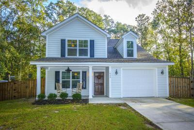 Johns Island Single Family Home For Sale: 1949 Everett Street