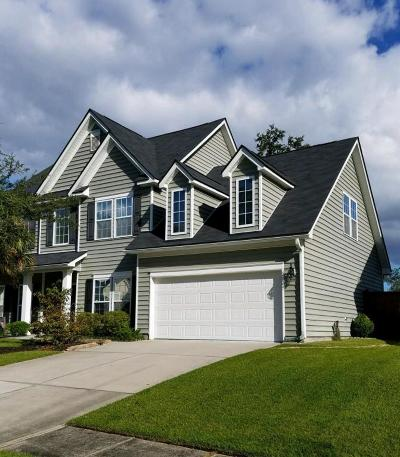 Dorchester County Single Family Home Contingent: 5253 Mulholland Drive