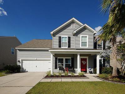 Single Family Home For Sale: 8011 Seastar Lane