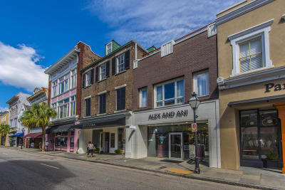 Charleston Attached For Sale: 348 King Street #K