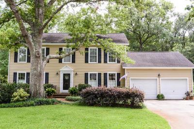 Mount Pleasant Single Family Home For Sale: 759 Bradburn Drive