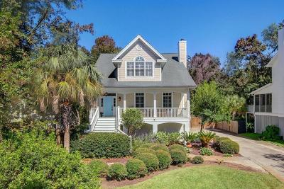 Mount Pleasant Single Family Home For Sale: 1450 Appling Drive