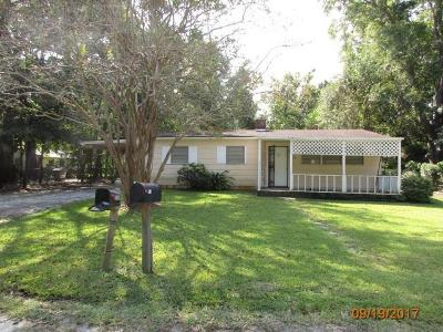 Charleston SC Single Family Home For Sale: $119,900