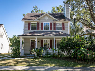 Mount Pleasant Single Family Home For Sale: 2409 Fulford Court