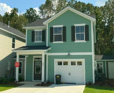 Charleston County Single Family Home For Sale: 233 Brambling Lane