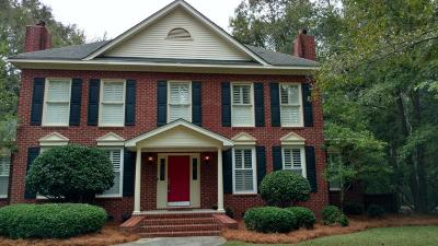 Summerville Single Family Home For Sale: 480 Barfield Drive