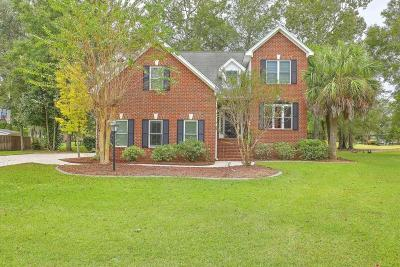 Goose Creek Single Family Home Contingent: 107 Welchman Avenue