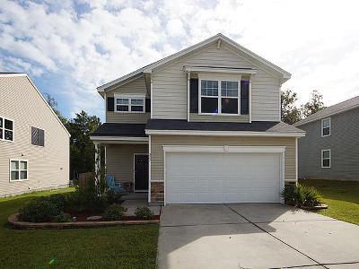 Goose Creek Single Family Home Contingent: 322 Clayburne Drive