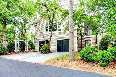 Mount Pleasant Single Family Home For Sale: 1551 Ben Sawyer Blvd. Boulevard #16